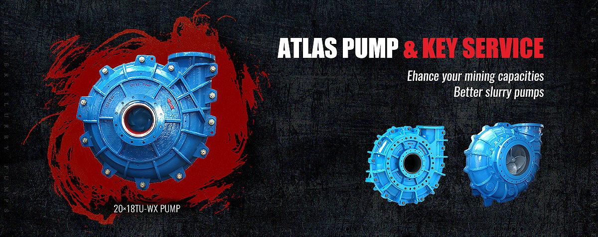 Better slurry pumps