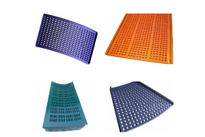 Rubber and Polyurethane Wear Parts
